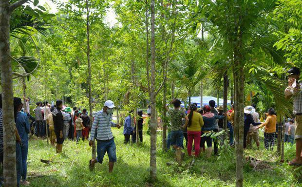 Phát hiện thi thể nam thiếu niên đang phân huỷ trong rừng sau hơn 1 tháng nạn nhân bỏ nhà đi - Ảnh 1.