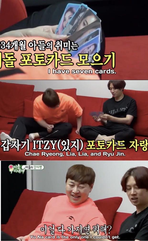 Với độ cuồng ITZY thế này, vị trí trưởng fan club MIDZY phải xướng tên Siêu sao vũ trụ Kim Hee Chul! - Ảnh 1.