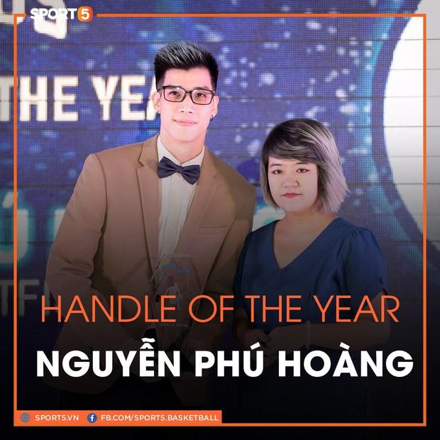 Giải thưởng VBA 2019: Cantho Catfish đại thắng trong đêm Gala, Tâm Đinh làm được điều chưa từng có trong lịch sử - Ảnh 1.