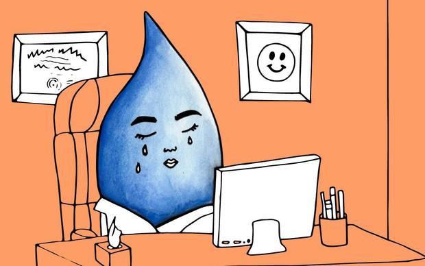 Tin mừng: Khóc lóc có thể giúp GIẢM CÂN và bạn nên khóc vào khoảng 7 - 10 giờ tối tại nhà để có kết quả mỹ mãn nhất - Ảnh 3.