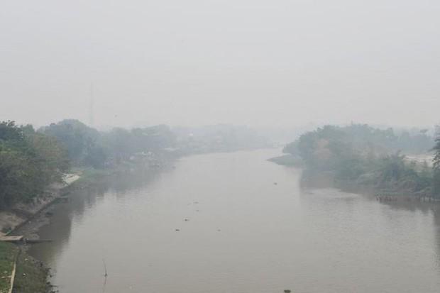 Indonesia: Chất lượng không khí của thủ đô khói mù xuống thấp kỷ lục  - Ảnh 4.