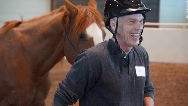 Kỳ lạ giới doanh nhân, CEO đổ xô đi xem huấn luyện ngựa: Đừng nghĩ đây là trò vô bổ, nghệ thuật lãnh đạo đằng sau mới là điều đáng ngẫm! - Ảnh 4.