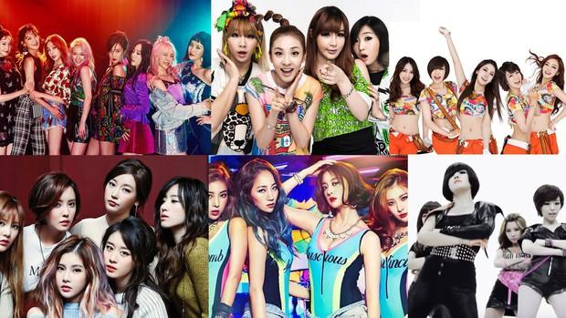 Sẽ ra sao nếu TWICE, BLACKPINK, Red Velvet... cùng hội tụ trong 1 show thực tế? - Ảnh 5.