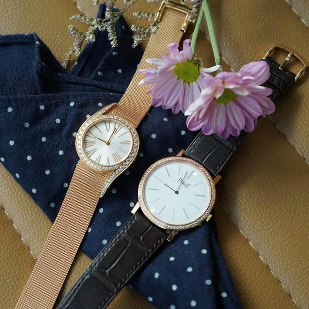 Châu Bùi đeo đồng hồ tiền tỷ dự sự kiện Piaget tại Bangkok - Ảnh 6.