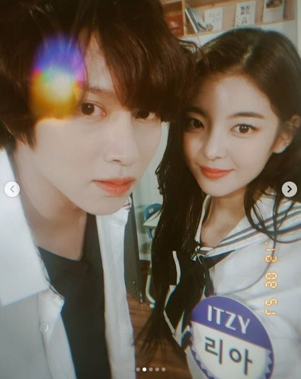 Với độ cuồng ITZY thế này, vị trí trưởng fan club MIDZY phải xướng tên Siêu sao vũ trụ Kim Hee Chul! - Ảnh 5.
