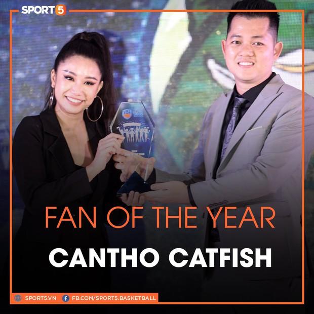 Giải thưởng VBA 2019: Cantho Catfish đại thắng trong đêm Gala, Tâm Đinh làm được điều chưa từng có trong lịch sử - Ảnh 6.