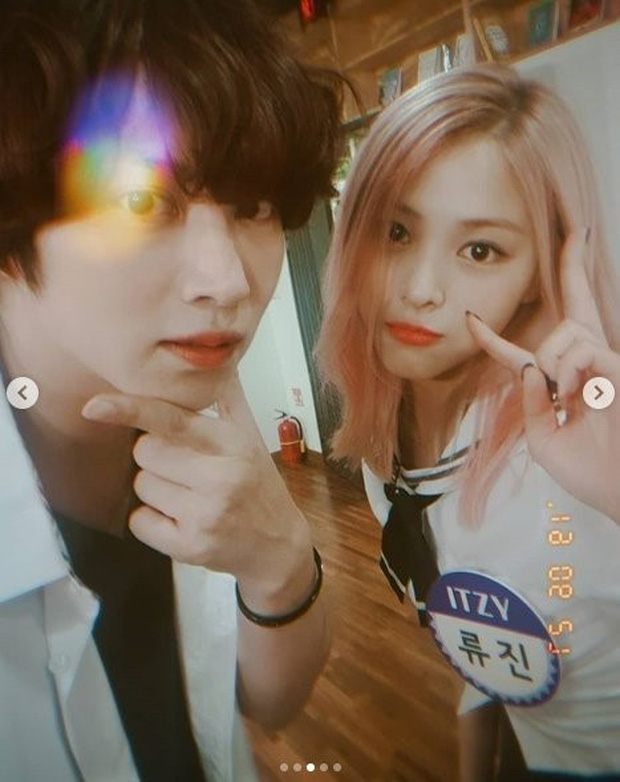Với độ cuồng ITZY thế này, vị trí trưởng fan club MIDZY phải xướng tên Siêu sao vũ trụ Kim Hee Chul! - Ảnh 6.