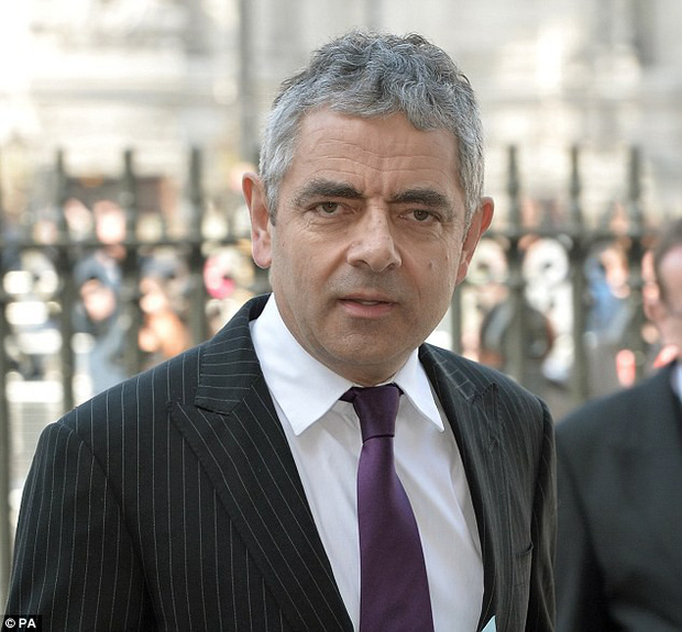 Nhìn những hình ảnh này khó lòng mà nhận được ra đây là biểu tượng văn hóa nước Anh Mr. Bean hài hước ngày nào - Ảnh 6.