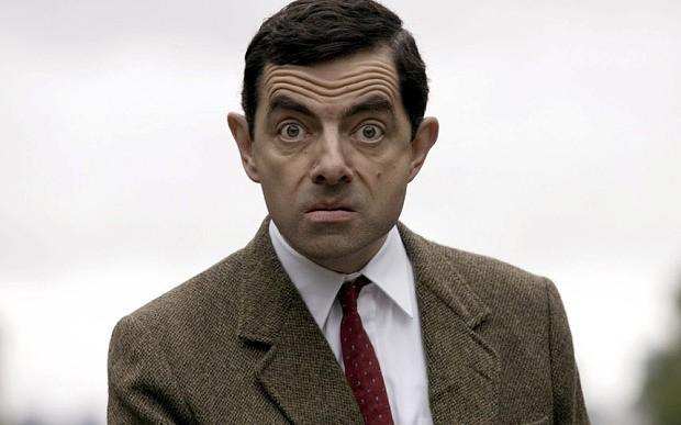 Nhìn những hình ảnh này khó lòng mà nhận được ra đây là biểu tượng văn hóa nước Anh Mr. Bean hài hước ngày nào - Ảnh 8.