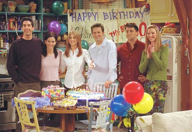 Mừng sinh nhật cậu - Friends, cám ơn vì suốt 25 năm qua đã giúp biết bao thế hệ hiểu về tình bạn! - Ảnh 1.