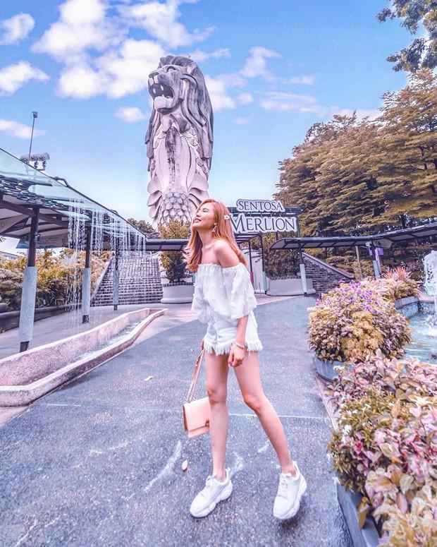 HOT: Bức tượng sư tử biển nổi tiếng trên đảo Sentosa ở Singapore sắp bị dỡ bỏ, dân mạng tiếc nuối tranh cãi dữ dội - Ảnh 2.