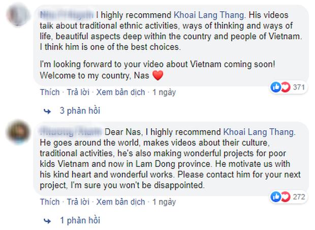 """Travel blogger nổi tiếng Nas Daily chỉ muốn hợp tác với người Việt """"hơn 1 triệu lượt theo dõi trên Facebook"""", Khoai Lang Thang đáp trả cực gắt - Ảnh 5."""