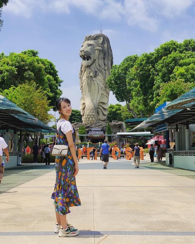HOT: Bức tượng sư tử biển nổi tiếng trên đảo Sentosa ở Singapore sắp bị dỡ bỏ, dân mạng tiếc nuối tranh cãi dữ dội - Ảnh 8.