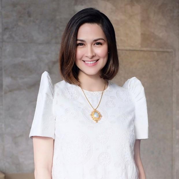 Can đảm xén tóc, mỹ nhân đẹp nhất Philippines gặp kết quả bất ngờ: Xinh, sang lên bội phần, lại còn hack tuổi đỉnh cao - Ảnh 3.