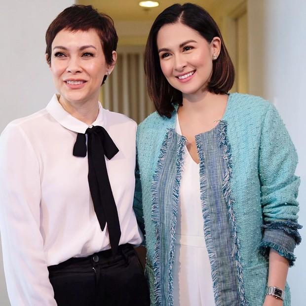 Can đảm xén tóc, mỹ nhân đẹp nhất Philippines gặp kết quả bất ngờ: Xinh, sang lên bội phần, lại còn hack tuổi đỉnh cao - Ảnh 8.