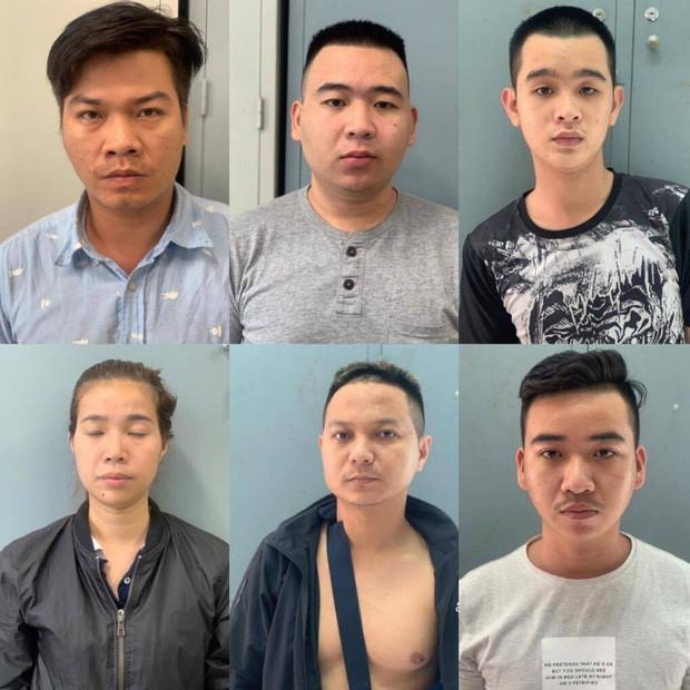 Khởi tố nữ nhân viên cùng 9 đối tượng trong vụ hỗn chiến kinh hoàng ở phố Tây Bùi Viện - Ảnh 2.