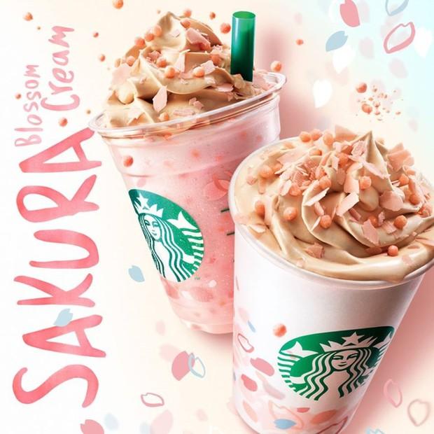 """Starbucks có ở khắp nơi, nhưng 10 loại đồ ăn, đồ uống """"độc quyền"""" Starbucks Nhật Bản này mà bạn muốn thử cũng thì rất khó - Ảnh 2."""
