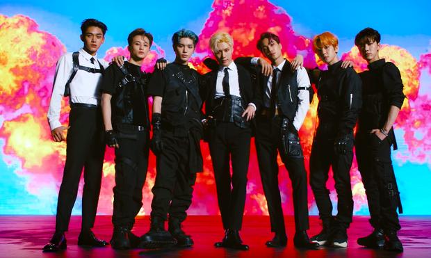 Chưa debut mà SuperM đã kịp xâm chiếm 3 BXH của Billboard, vượt cả TWICE và EXO chỉ nhờ teaser sương sương - Ảnh 1.