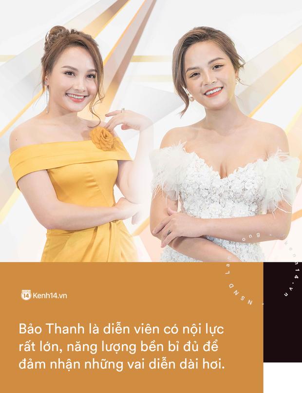 Vuột giải diễn viên ấn tượng VTV Awards, Thu Quỳnh chúc mừng Bảo Thanh: Cô ấy rất xứng đáng! - Ảnh 5.