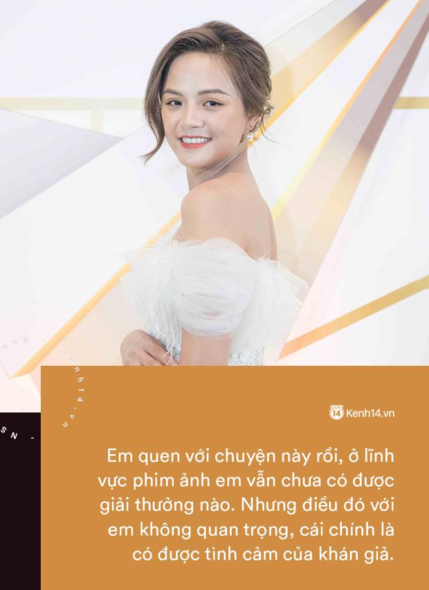 Vuột giải diễn viên ấn tượng VTV Awards, Thu Quỳnh chúc mừng Bảo Thanh: Cô ấy rất xứng đáng! - Ảnh 4.