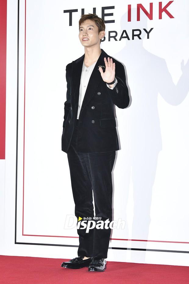 Choáng với sự kiện toàn sao hạng A: 2 nữ thần Kpop bị bạn gái Kim Woo Bin đè bẹp, Lee Dong Wook thế này ai đọ được? - Ảnh 15.