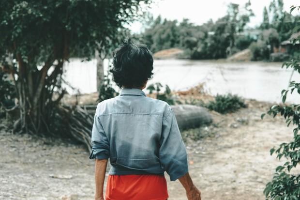 Bà Sáu Thia, người 17 năm dạy bơi miễn phí cho hàng ngàn trẻ em vùng sông nước - Ảnh 12.