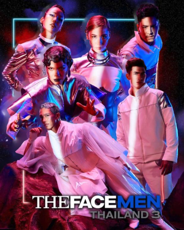 Lộ diện dàn HLV lạ hoắc của The Face Men Thái mùa 3, có người mới... 24 tuổi! - Ảnh 1.