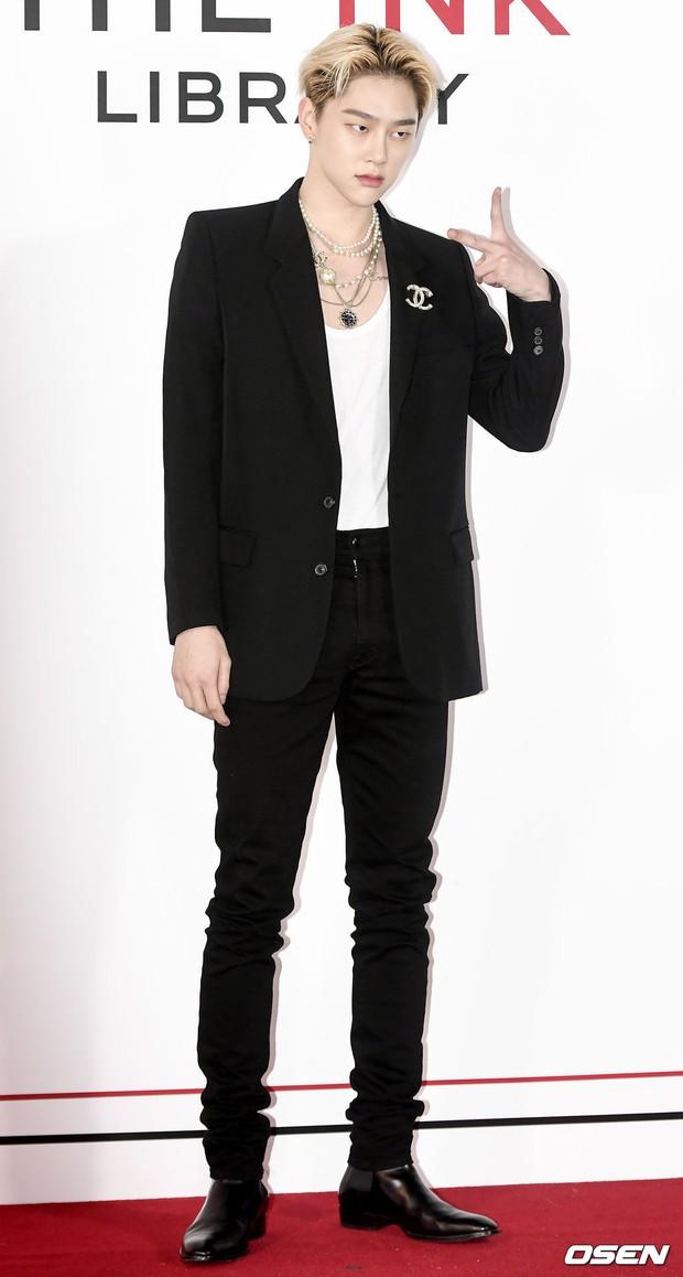 Choáng với sự kiện toàn sao hạng A: 2 nữ thần Kpop bị bạn gái Kim Woo Bin đè bẹp, Lee Dong Wook thế này ai đọ được? - Ảnh 19.