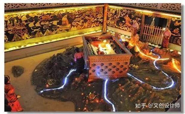 Người phụ nữ đứng sau cạm bẫy chết người trong lăng mộ Tần Thủy Hoàng: Từ góa phụ giàu có đến kẻ thân cận được vua Tần kính trọng - Ảnh 2.