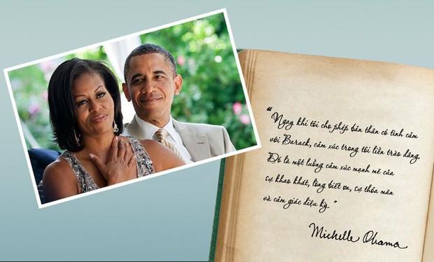 Gia đình Obama: 28 năm hạnh phúc là nhờ vào khả năng cân bằng giữa sự nghiệp và gia đình của Michelle Obama - Ảnh 2.