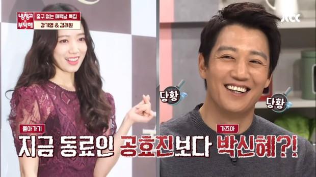 Tài tử Kim Rae Won chọn mỹ nhân diễn ăn ý nhất: Hội chị đại không đấu nổi gái trẻ ai cũng mê! - Ảnh 3.