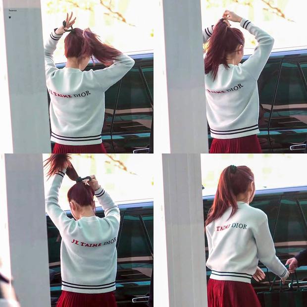 Chỉ qua việc buộc tóc, Suzy đã chứng minh được tại sao mình đắt show, là đại sứ trong mơ của nhiều thương hiệu - Ảnh 2.