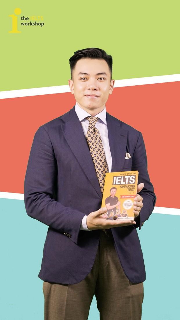 Cuốn sách gây bão cộng đồng IELTS của thầy Đặng Trần Tùng khởi động Booktour tại Hà Nội - Ảnh 2.
