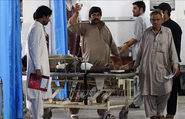 Gia tăng thương vong trong trận động đất tại Pakistan  - Ảnh 1.