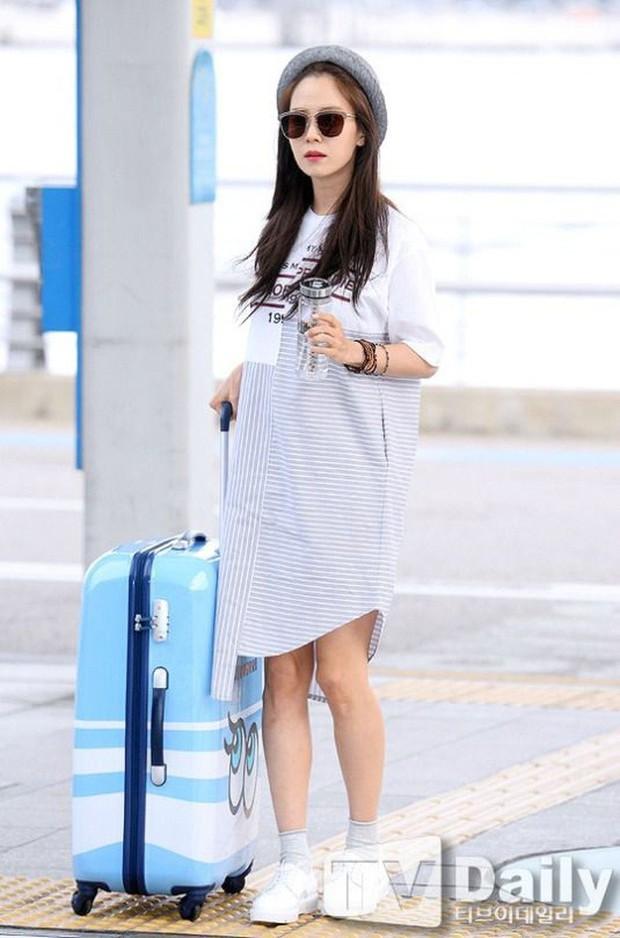 Tạo hóa ưu ái cho Song Ji Hyo gương mặt trẻ trung nhưng để hack từ 38 tuổi mà trông như gái đôi mươi, cô đã áp dụng 3 tips - Ảnh 11.