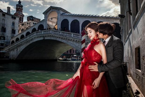 Nàng Rich kid Giang Lê tung bộ ảnh cưới xuất sắc tại Paris, chú rể hóa ra cũng là hot boy nổi tiếng không kém cạnh - Ảnh 11.