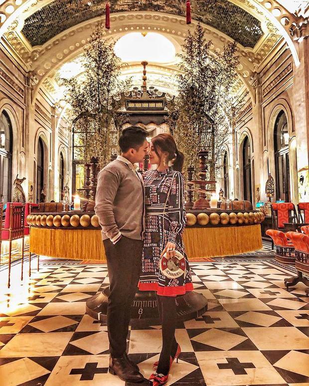 Nàng Rich kid Giang Lê tung bộ ảnh cưới xuất sắc tại Paris, chú rể hóa ra cũng là hot boy nổi tiếng không kém cạnh - Ảnh 13.