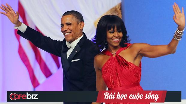 Gia đình Obama: 28 năm hạnh phúc là nhờ vào khả năng cân bằng giữa sự nghiệp và gia đình của Michelle Obama - Ảnh 3.