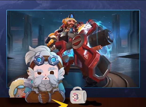 Liên Quân Mobile: Tướng và skin được tặng FREE trong Xưởng quà Moren giữa các server sẽ khác nhau - Ảnh 3.