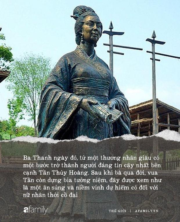 Người phụ nữ đứng sau cạm bẫy chết người trong lăng mộ Tần Thủy Hoàng: Từ góa phụ giàu có đến kẻ thân cận được vua Tần kính trọng - Ảnh 5.