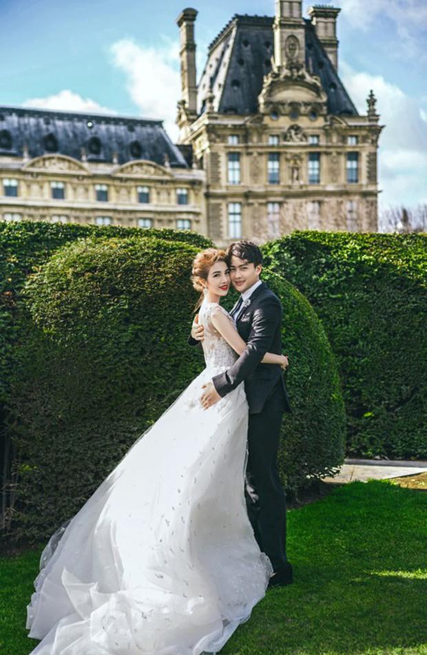 Nàng Rich kid Giang Lê tung bộ ảnh cưới xuất sắc tại Paris, chú rể hóa ra cũng là hot boy nổi tiếng không kém cạnh - Ảnh 6.
