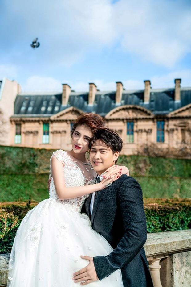 Nàng Rich kid Giang Lê tung bộ ảnh cưới xuất sắc tại Paris, chú rể hóa ra cũng là hot boy nổi tiếng không kém cạnh - Ảnh 7.