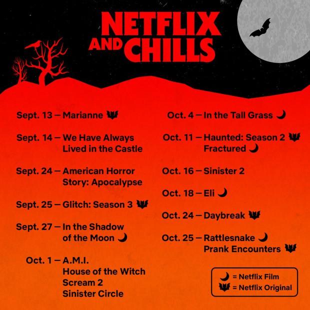 Netflix hù fan với một loạt phim kinh dị chào Halloween: Hết đồng cỏ nuốt người đến căn bệnh quái dị - Ảnh 11.