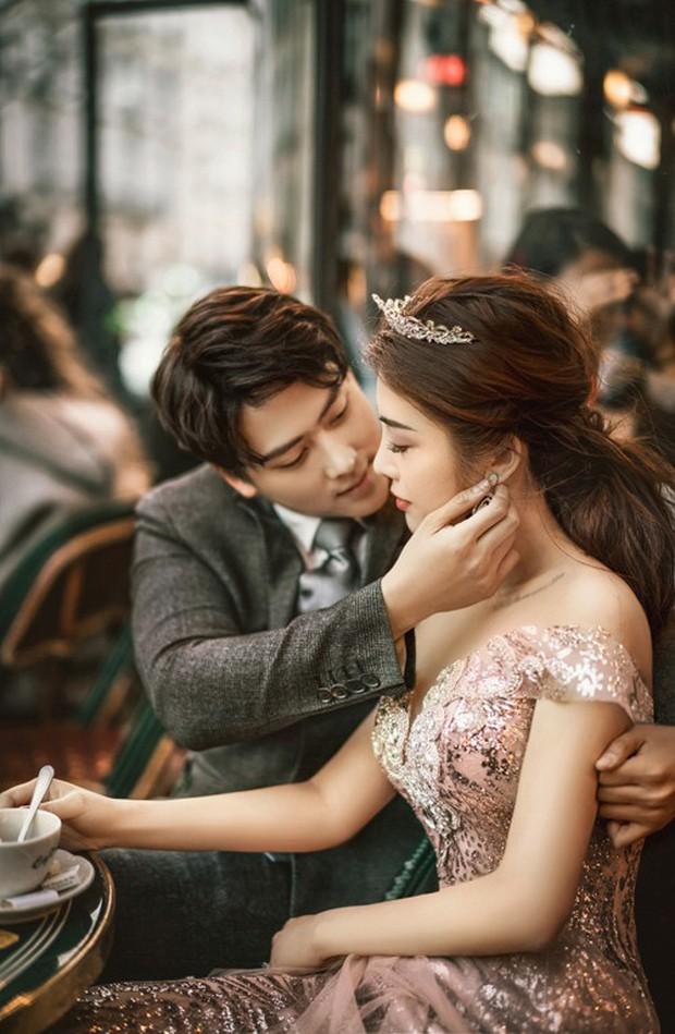 Nàng Rich kid Giang Lê tung bộ ảnh cưới xuất sắc tại Paris, chú rể hóa ra cũng là hot boy nổi tiếng không kém cạnh - Ảnh 8.