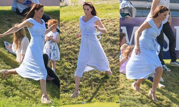 Chọn giày đế xuồng hóa ra là nước cờ thông minh của chị em dâu Kate - Meghan dù Nữ hoàng Anh có kỳ thị item này đi chăng nữa - Ảnh 9.