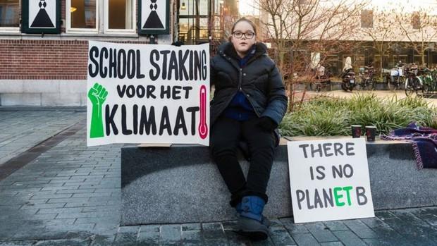 Không chỉ riêng Greta Thunberg, đây là 7 thủ lĩnh nhí đang cống hiến hết mình vì môi trường khiến thế giới nể phục - Ảnh 6.