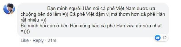 """Thêm một idol Hàn thành fan cứng của ẩm thực Việt: Uống cà phê nguội vẫn tấm tắc khen """"cái gì nổi tiếng thì ngon!"""" - Ảnh 4."""