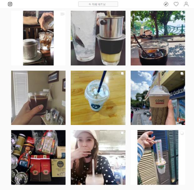 """Thêm một idol Hàn thành fan cứng của ẩm thực Việt: Uống cà phê nguội vẫn tấm tắc khen """"cái gì nổi tiếng thì ngon!"""" - Ảnh 6."""