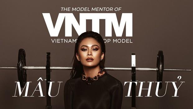 Cư dân mạng cà khịa cực mạnh Mâu Thủy khi ngồi ghế nóng Vietnams Next Top Model - Ảnh 1.