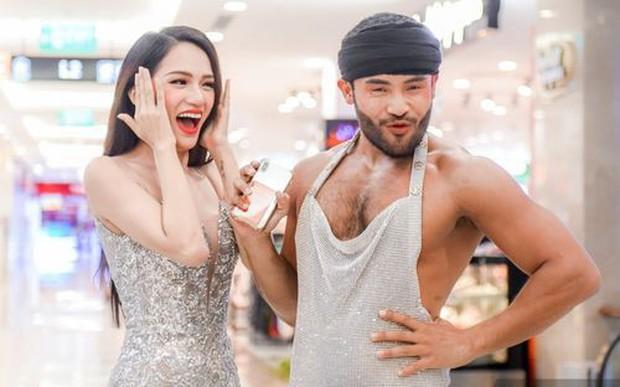 Chàng trai mặc váy đại náo Vietnams Next Top Model: Giả gái nhưng không cạo râu vì tôi thích thế - Ảnh 3.